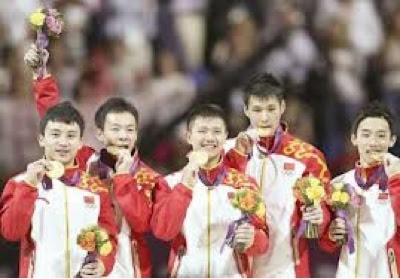 Londres: Chinos obsesivos por ganar medallas