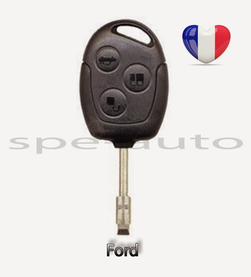 Clé Vierge Ford Fusion Fiesta C Max Ka Mondeo Transit TOP qualité !!!!