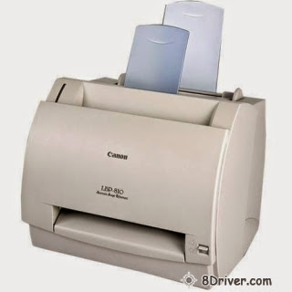 download Canon LBP-800 printer's driver