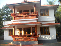 Our dream home at Ottapalam