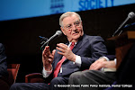 Walter Mondale, 42nd Vice President of the United States and former US Senator