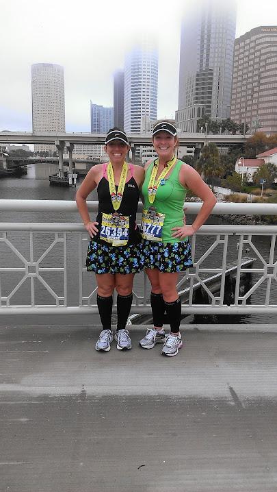 IMAG0340 Gasparilla Half Marathon 2013 {recap}