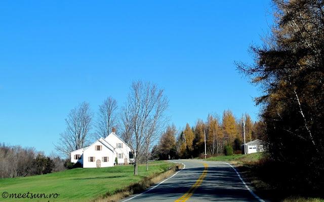 Quebec, route 220