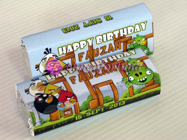 Wafer Chocobar Keroppi