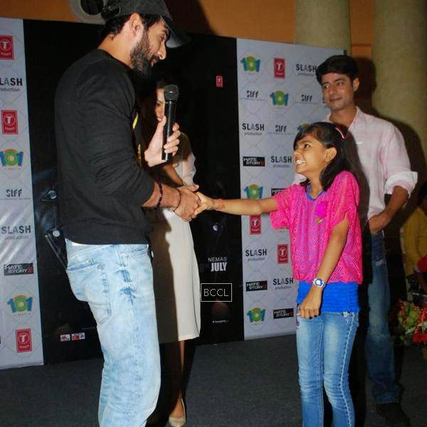 Jay Bhanusali during the promotion of film Hate Story 2, in Mumbai. (Pic: Viral Bhayani)