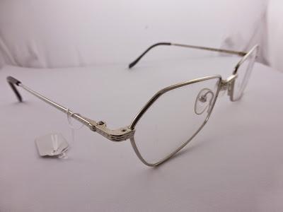 Unique Metal Eyeglass Frames : Desil Unique Eyeglasses Frame Nickel Metal Gold Filled 14K ...
