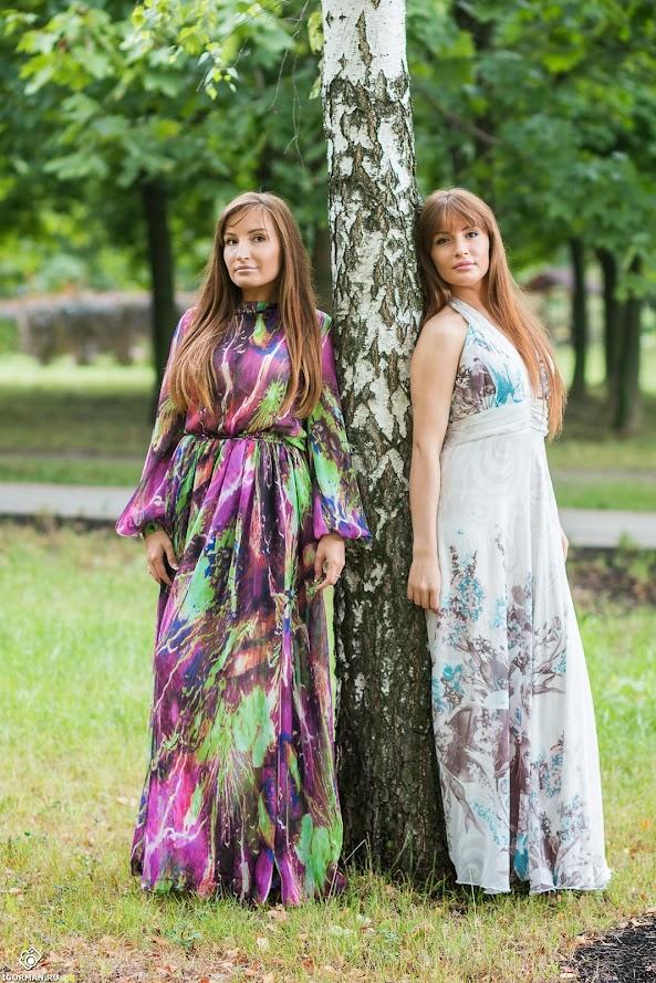 Фотосессия в Москве на природе (пленэр)