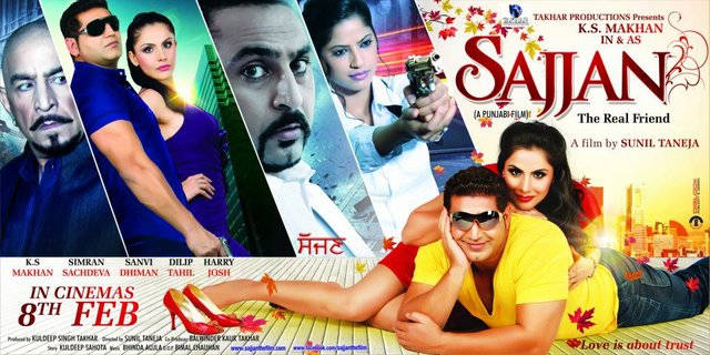 Sajan Punjabi Movie