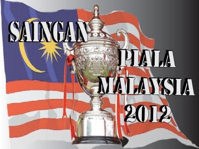 piala malaysia 25 Ogos 2012