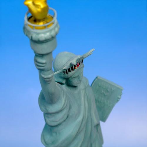 3Dプリンター製ジオラマ