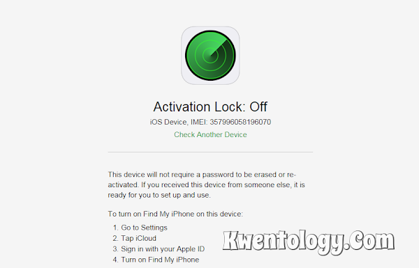 Image of Tips When Buying a Second Hand iPhone, iPad, iPod Touch to Avoid Getting Into iCloud Activation Lock