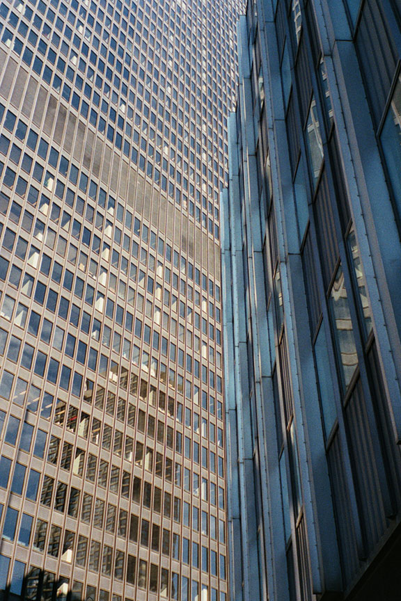 IBM Building, Chicago, Mies van der Rohe, architect