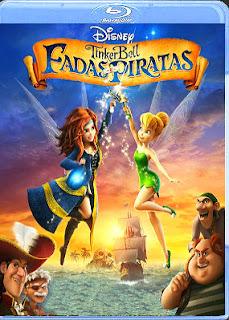 Filme Poster Tinker Bell: Fadas e Piratas BDRip XviD Dual Audio & RMVB Dublado
