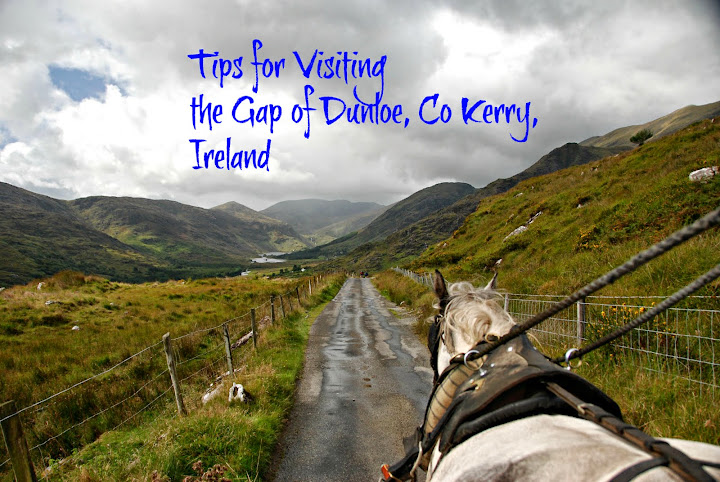 Tips for visiting The Gap of Dunloe, Co Kerry, Ireland
