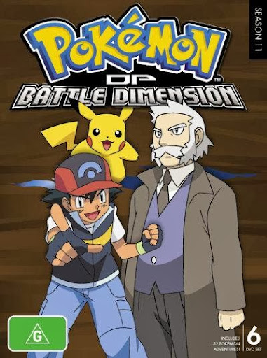 Pokemon Bửu Bối Thần Kì Season 11 - Battle Dimension 2005