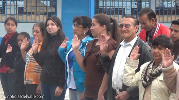 #EleccionesGT | Realizan juramentación de Juntas Receptoras de Votos