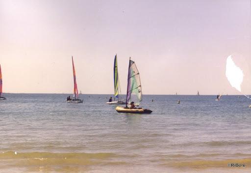 Hobie, Kayaks gonflables à voile ou en kite etc... Pneu_a_voile