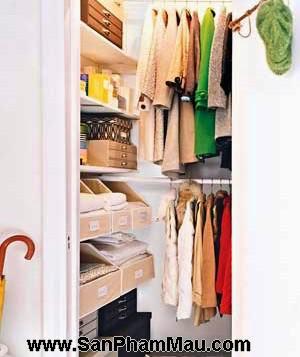 17 mẹo nhỏ cho tủ quần áo ngăn nắp-23