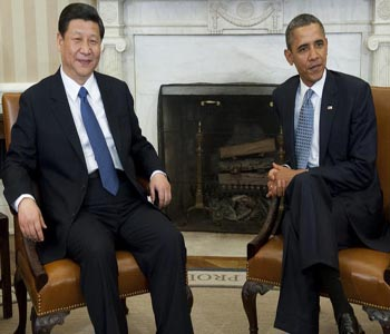 Obama kowtows to the criminal syndicate known as China