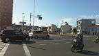 矢野口側の起点。川崎街道との交差点。@@@512@@@288