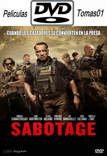 Sabotage (2014) DVDRip