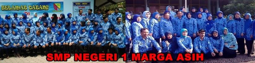 SMP Negeri 1 Marga asih
