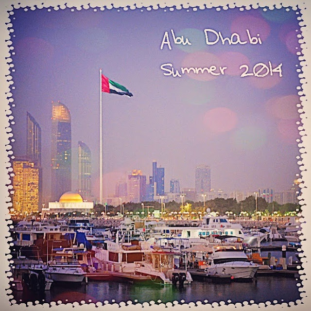 Travel Journal to Abu Dhabi UAE by ServicefromHeart Corniche