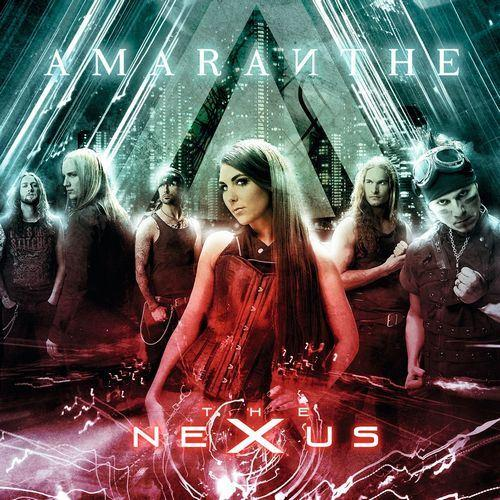 Amaranthe - The Nexus [Deluxe Edition] (2013)