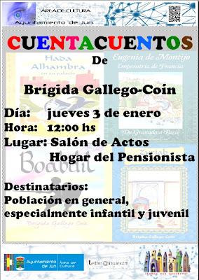 Cartel CuentaCuentos