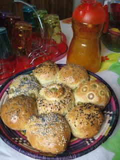 le pain maison de Dija Kal