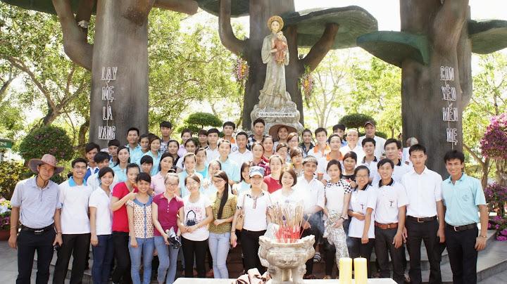 HÀNH TRÌNH VÊ ĐẤT THÁNH. Hành Hương La Vang - Tổ Cửa Nam