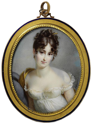 Madame Récamier - J.U. Guerin