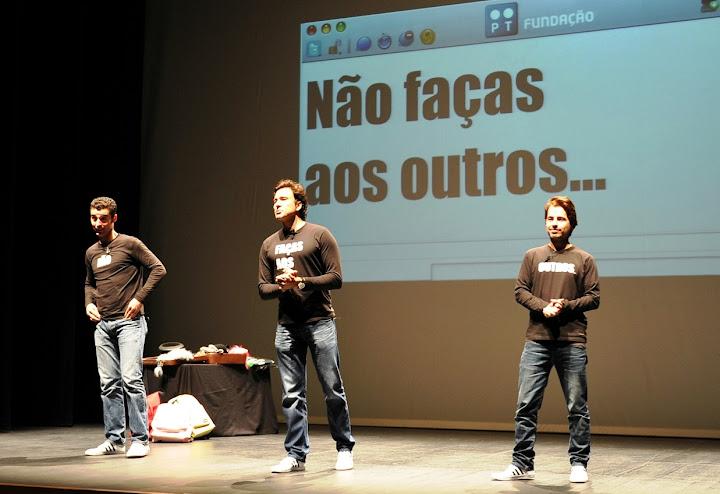 Teatro e ações de sensibilização assinalam Dia da Internet Segura em Lamego