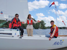J/22 Majic sailing team- Nantes, france