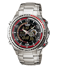 Casio Edifice Chronograph : ef-524d
