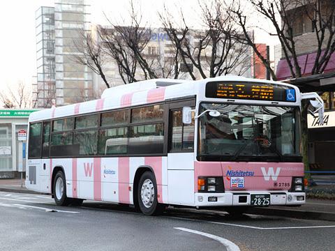 西日本鉄道 渡辺通り幹線バス 2785