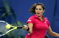 bluefilm of sania mirza