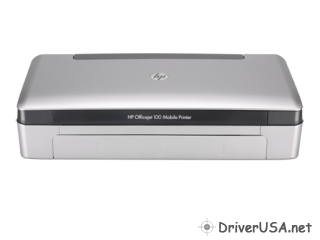 Driver HP Officejet 100 Mobile Printer – L411a – Get & install steps