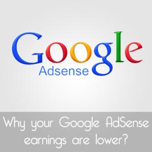 Mengapa Penghasilan Google AdSense Anda Rendah?