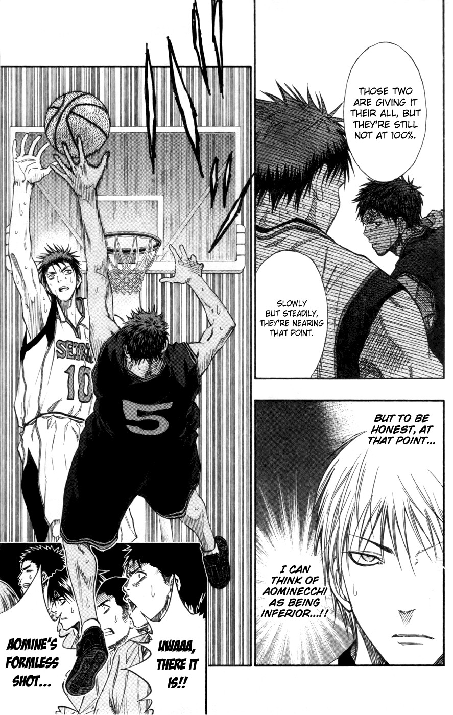 Kuroko no Basket Manga Chapter 122 - Image 14