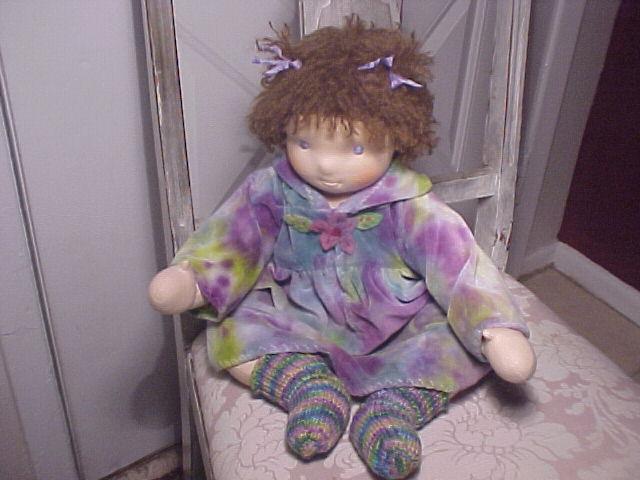 "21"" Custom Doll"