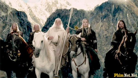 Chúa Tể Của Những Chiếc Nhẫn 2 - Hai Tòa Tháp - The Lord Of The Rings: The Two Towers - Image 1