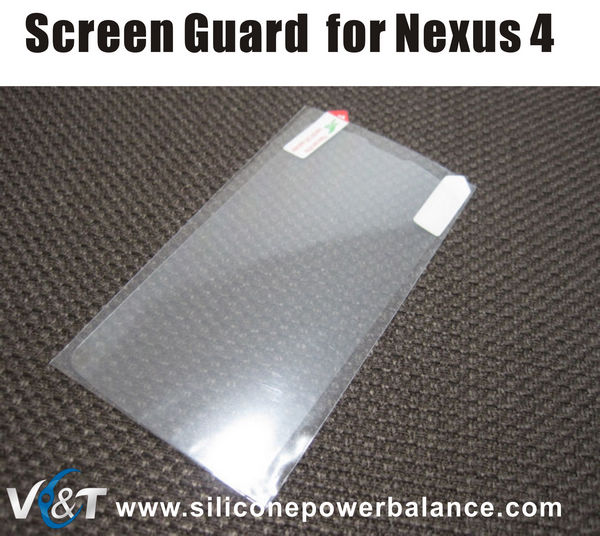 screen protector for lg e960 nexus 4 google