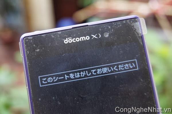 điện thoại nhật Sony Xperia Z1 (SO-01F)