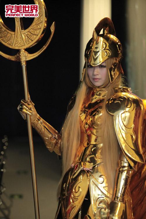 Chiêm ngưỡng nữ thần Athena tại Chinajoy 2012 3