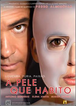 Filme Poster A Pele Que Habito DVDRip XviD Dual Audio & RMVB Dublado