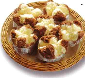 food: bolu nanas