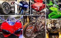 Международная Выставка Мотоциклов