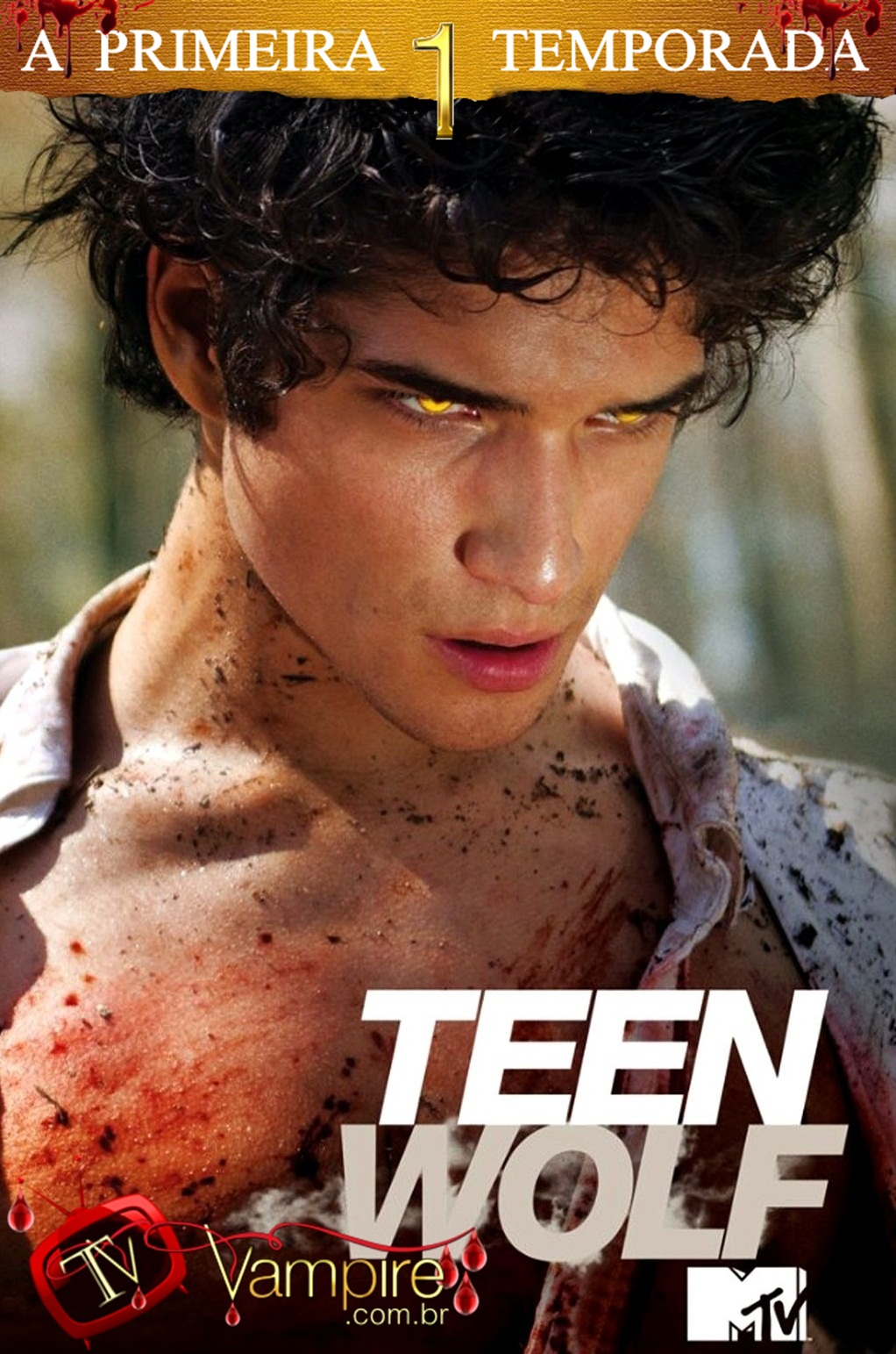 Teen Wolf 2ª Temporada Torrent Dual Áudio BDRip 720p