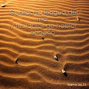 Salmo 34.13
